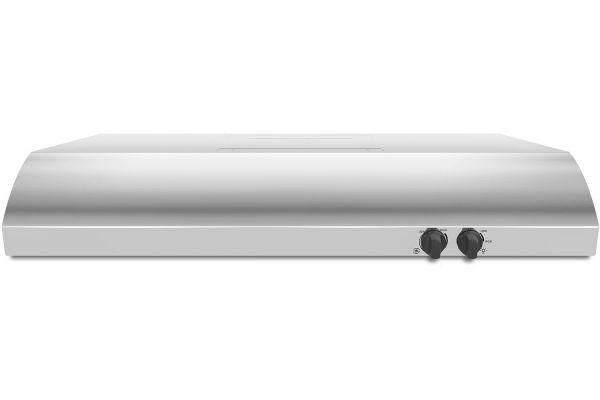 "Large image of Whirlpool 36"" Stainless Steel Range Hood - UXT4236ADS"