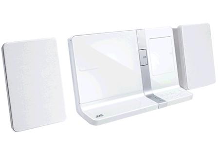 JVC - UXVJ3W - iPad Cables & Docks