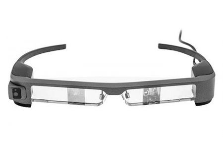 Epson Moverio BT-300FPV Smart Glasses - V11H756020F