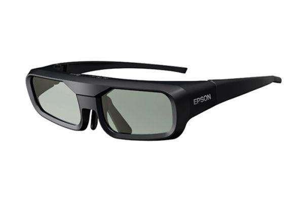 Epson (RF) ELPGS03 Black 3D Glasses - V12H548006