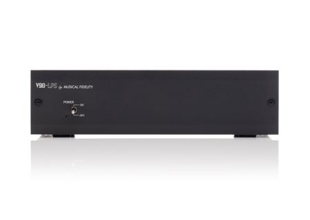 Musical Fidelity V90-LPS Phono Stage Preamplifier  - MUFIV90LBK