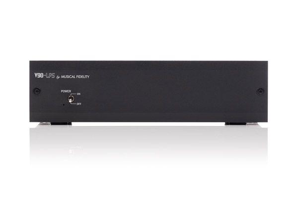 Musical Fidelity V90-LPS Phono Stage Preamplifier - MUFIV90LBK