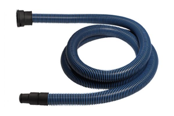 Large image of Bosch Tools Anti-Static 35mm 5-Meter 16.4 ft. Airsweep Locking Hose - VAC008