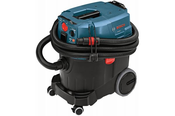Large image of Bosch Tools 9-Gallon Dust Extractor With Auto Filter Clean And HEPA Filter - VAC090AH