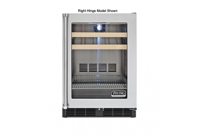 Viking - VBCI1240GLSS - Wine Refrigerators and Beverage Centers