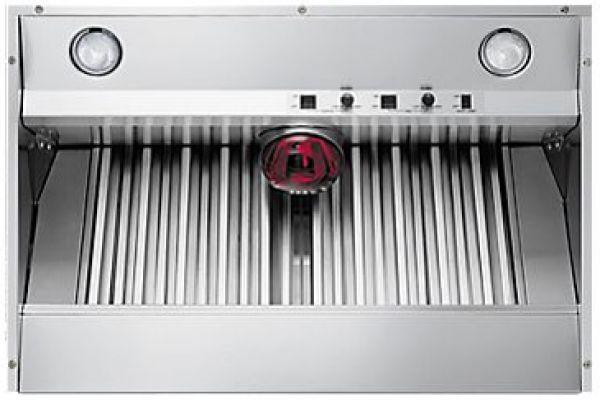 "Large image of Viking 60"" Professional 5 Series Built-In Custom Wall Hood Ventilator - VBCV56038"