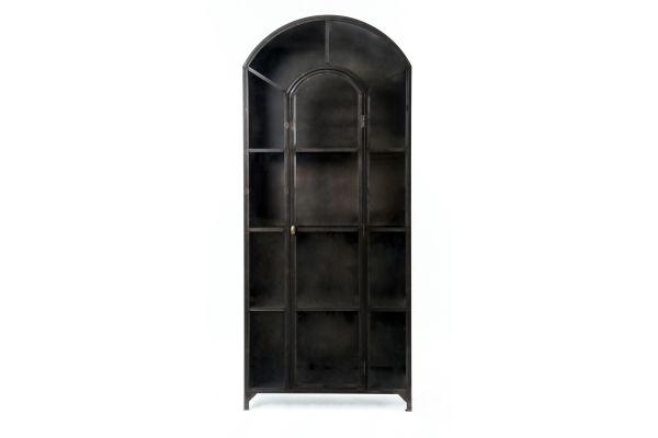 Large image of Four Hands Belmont Collection Metal Cabinet - VBEL-F030