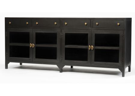 Four Hands Belmont Collection Shadow Box Media Console  - VBEL-F037