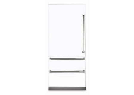 Viking - VBI7360WRWH - Built-In Bottom Freezer Refrigerators