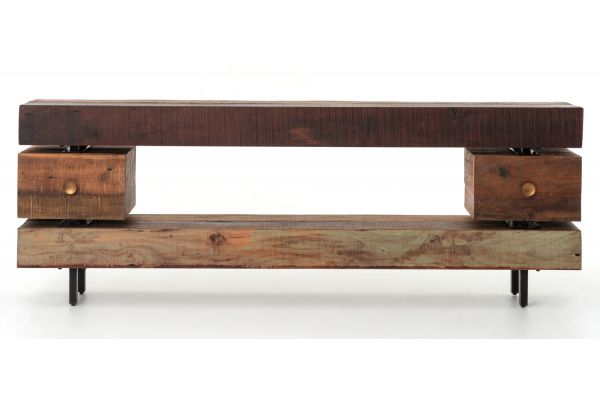 Large image of Four Hands Bina Collection Dillon Console Table - VBNA-CO115
