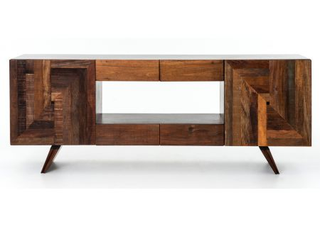 Four Hands Bina Collection Rex Media Cabinet  - VBNA-MC1308