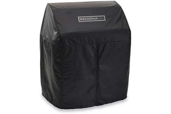 """Large image of Lynx 36"""" Black Sedona Series Grill Cover - VC600F"""