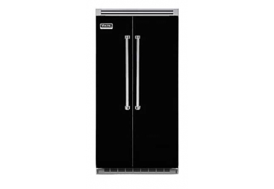 Viking - VCSB5422BK - Built-In Side-By-Side Refrigerators