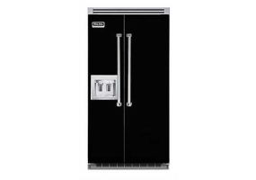 Viking - VCSB5422DBK - Built-In Side-By-Side Refrigerators