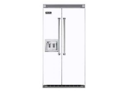 Viking - VCSB5422DWH - Built-In Side-by-Side Refrigerators