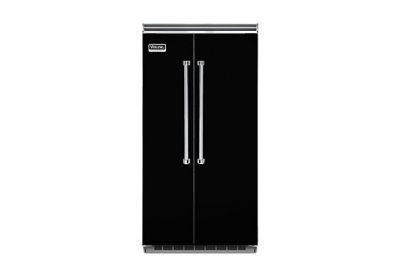 Viking - VCSB5423BK - Built-In Side-by-Side Refrigerators