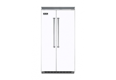 Viking - VCSB5423WH - Built-In Side-by-Side Refrigerators