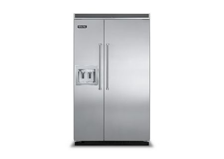 Viking - VCSB5481DS - Built-In Side-by-Side Refrigerators