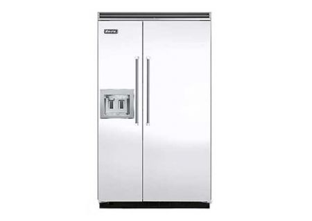 Viking - VCSB5481DWH - Built-In Side-by-Side Refrigerators