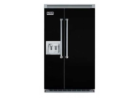 Viking - VCSB5482DBK - Built-In Side-By-Side Refrigerators