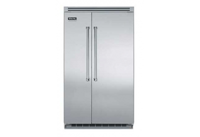 Viking - VCSB5482SS - Built-In Side-By-Side Refrigerators
