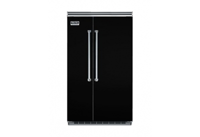 Viking - VCSB5483BK - Built-In Side-by-Side Refrigerators