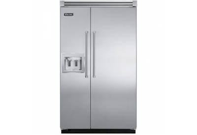 Viking - VCSB548D - Built-In Side-By-Side Refrigerators