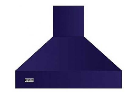 "Viking 30"" Professional 5 Series Cobalt Blue Chimney Wall Hood - VCWH53048CB"