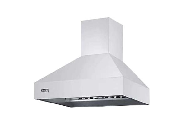 "Viking Professional Series 30"" White Chimney Wall Hood  - VCWH53048WH"