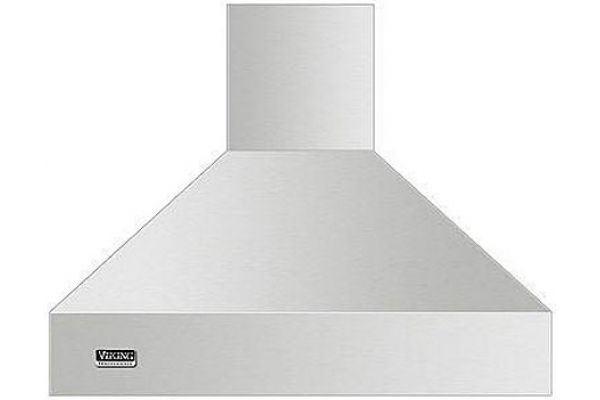 "Large image of Viking 36"" Professional 5 Series Stainless Steel Chimney Wall Hood - VCWH53648SS"