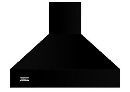 "Viking Professional Series 48"" Black High Chimney Wall Hood  - VCWH54848BK"