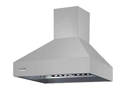 "Viking Professional Series 48"" Stainless Steel Chimney Wall Hood  - VCWH54848SS"