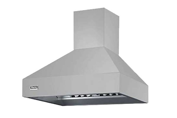 """Large image of Viking 48"""" Professional 5 Series Stainless Steel Chimney Wall Hood - VCWH54848SS"""