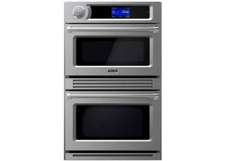 "Viking 30"" Professional 7 Series TurboChef Stainless Steel Built-In Double Electric Oven - VDOT730SS"