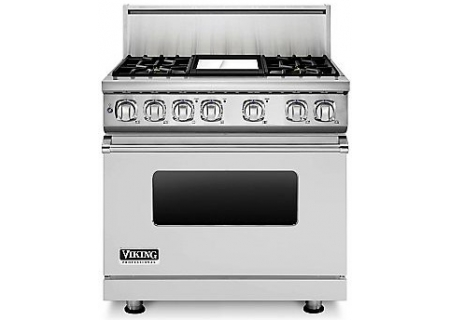 Viking - VDR7364GSS - Dual Fuel Ranges