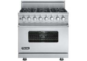 Viking - VDSC5364GPL - Dual Fuel Ranges