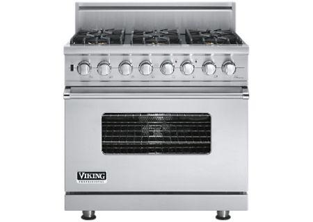 Viking - VDSC5364GPL - Dual Fuel Ranges