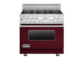 Viking - VDSC536T6BBU - Dual Fuel Ranges