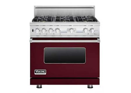 Viking - VDSC536T6BBU - Dual Fuel Ranges