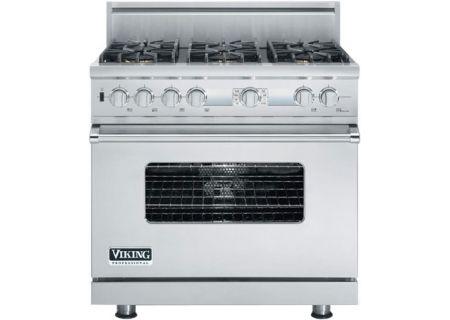 Viking - VDSC536T6BSS - Dual Fuel Ranges
