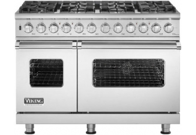 Viking - VDSC5488BSS - Dual Fuel Ranges