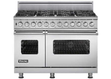 Viking 48 Custom Series Touch Control Sealed Burner Dual