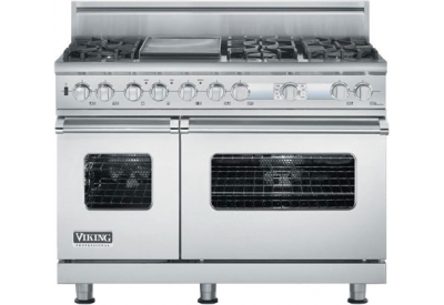Viking - VDSC548T6GSS - Dual Fuel Ranges