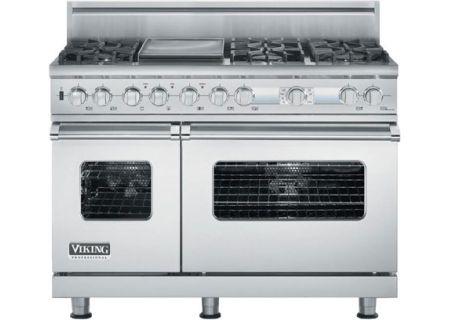 Viking - VDSC548T6GSS - Dual Fuel Ranges