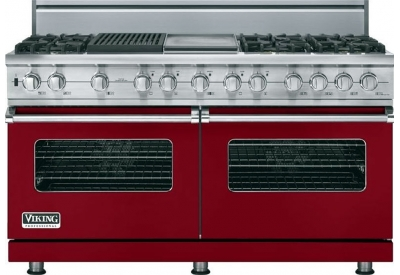 Viking - VDSC5606GQAR - Dual Fuel Ranges
