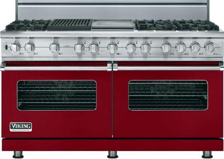 Viking - VDSC5606GQAR - Dual Fuel Ranges
