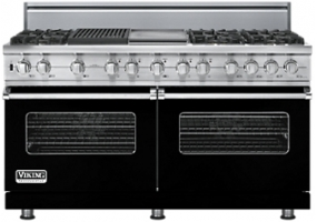 Viking - VDSC5606GQBK - Dual Fuel Ranges