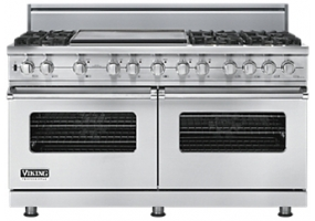 Viking - VDSC5606GS - Dual Fuel Ranges