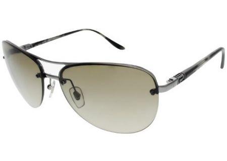 Versace - VE 2139 1001/13 60 - Sunglasses
