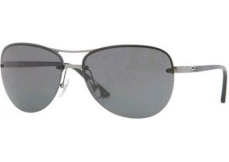 Versace - VE 2139 1001/87 60 - Sunglasses